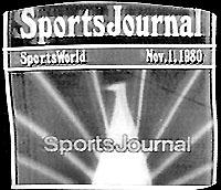 NBC Sports Journal, Nov.1 1980 date seen on screen
