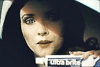 Ultra Brite commercial - Lynda Carter?, 1979